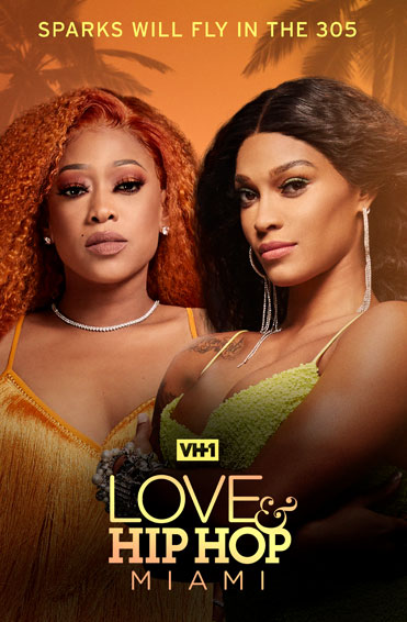 Love & Hip Hop Miami Poster