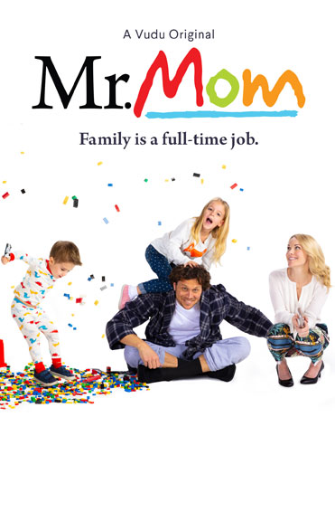 Mr. Mom Poster